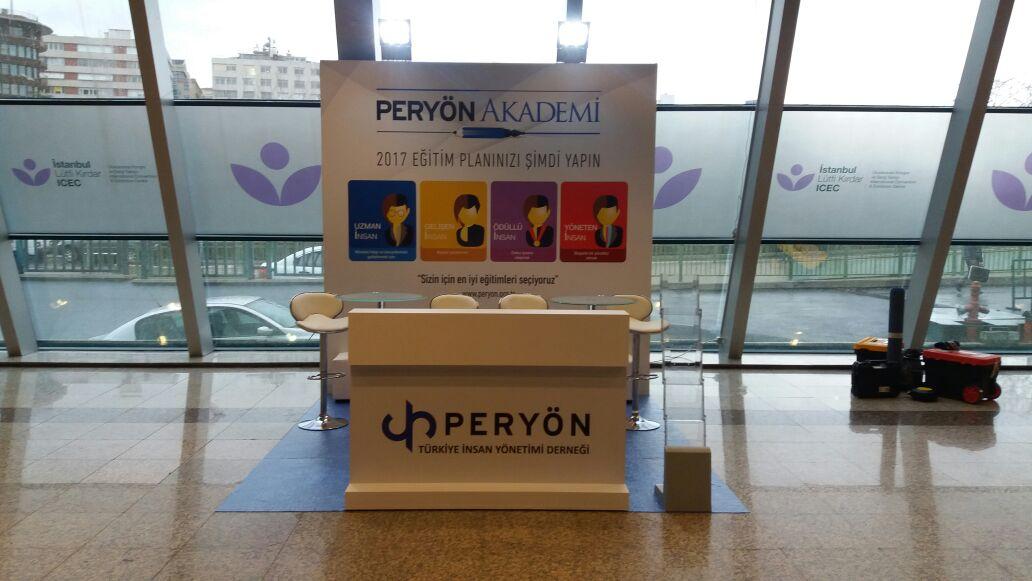 Peryön Akademi Standı 2017